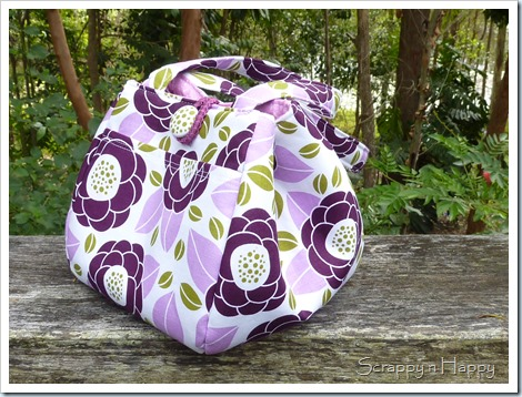 Tulip purse