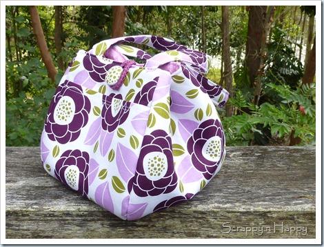 Tulip purse