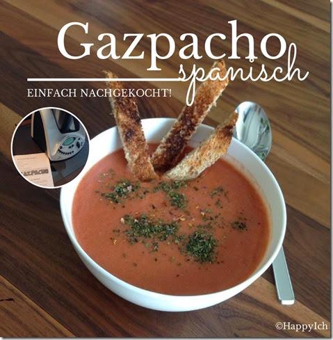 Spanische Gazpacho