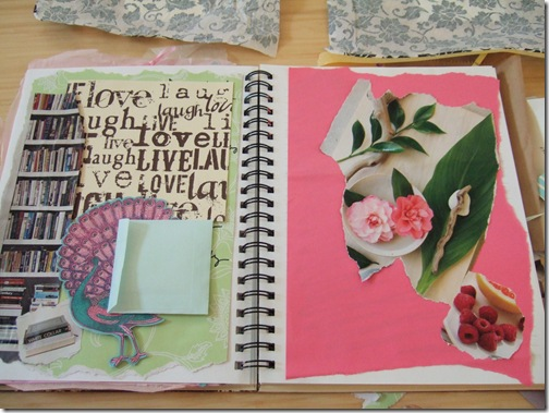 art journal workshop July 2011 005