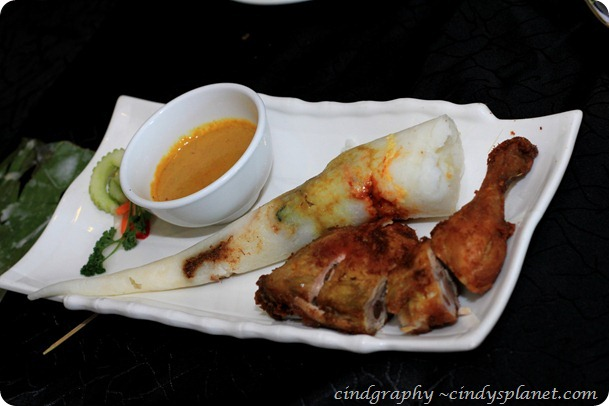 Kelantan Delight Nasi Tumpang