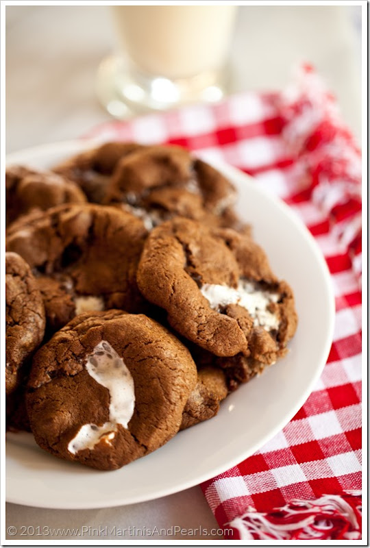 Chocolate Chip Marshmallow Cookies 493