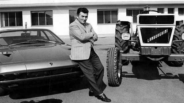 7- Lamborghini