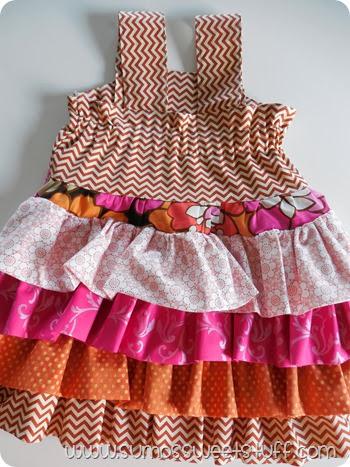 Bustle Top Pattern Release - Sumo's Sweet Stuff #pattern #sewing