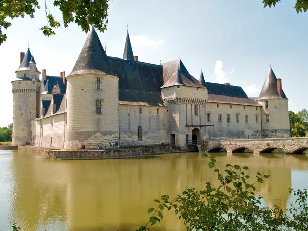 2011 08 01 Voyage France Château de Plessis Bourré