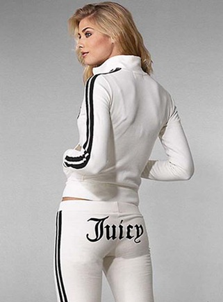 Juicy Couture butt