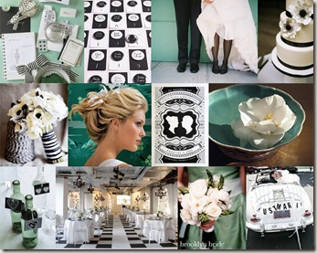 art-deco-green-emerald-mint-black-white-wedding-inspiration-board