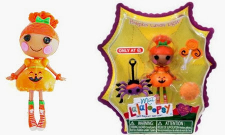 Lalaloopsy Pumpkin Candle Light