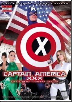 Watch Captain America XXX: An Extreme Comixxx Parody Online