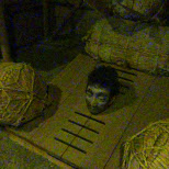 strange torture room at Edo Wonderland in Nikko, Totigi (Tochigi) , Japan