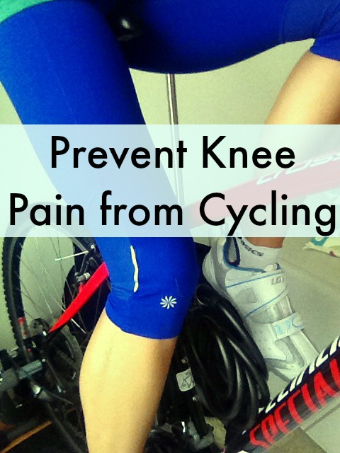 Exercises to prevent knee pain from cycling