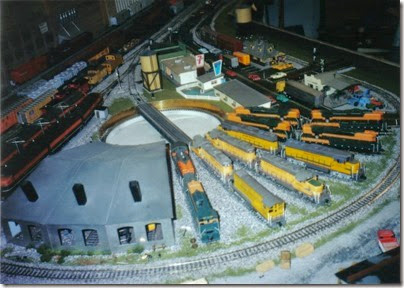 12 My Layout in Spring 2001
