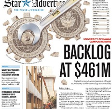 Backlog - Star-Advertiser 20130331
