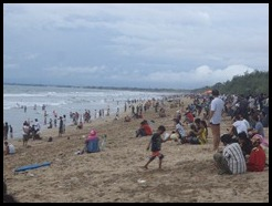 Indonesia, Bali, Kuta Beach, 1 January 2013 (1)
