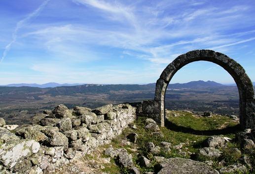 Portugal - Monsanto - capela de são joão- Glória Ishizaka