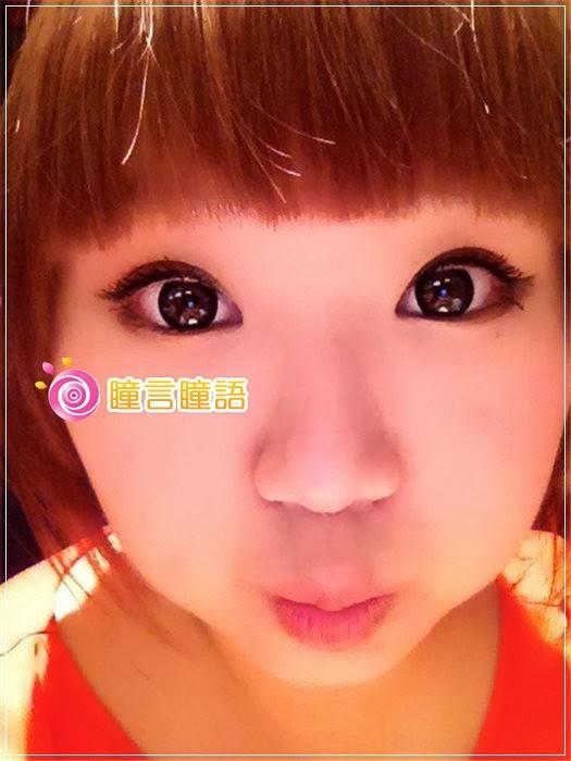 韓國GEO隱形眼鏡-Bella貝拉灰16