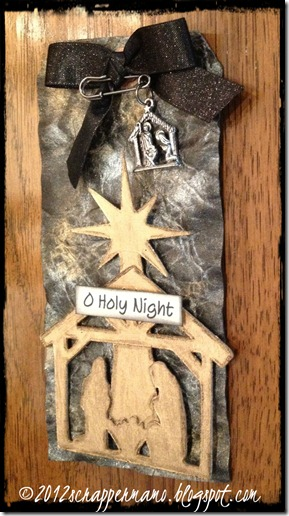o holy night 3 w border