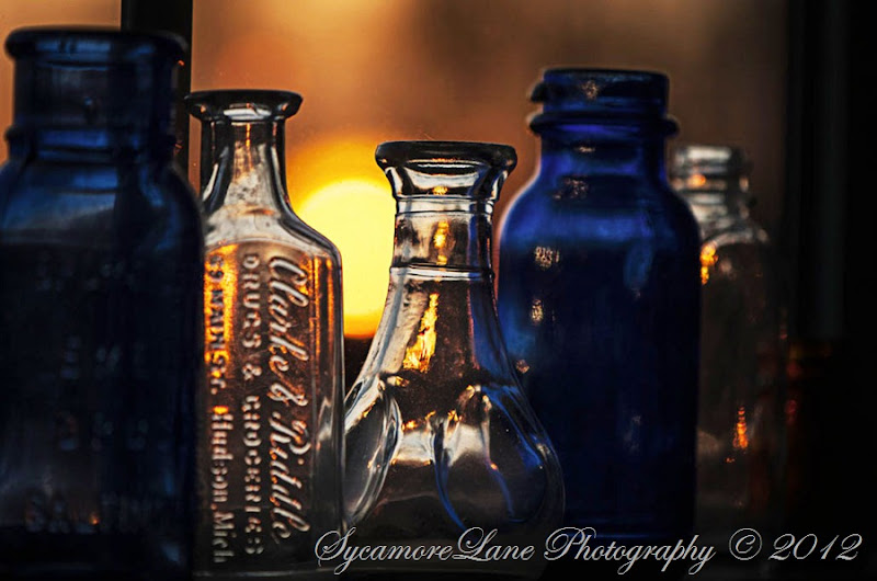 sun through antique glass-1- A Country Girl's Ramblings