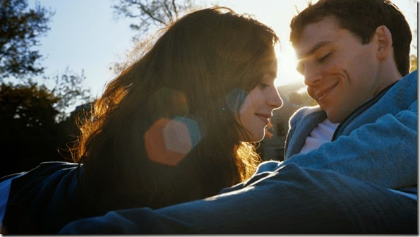 lily collins and sam claflin LOVE, ROSIE