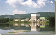 Beauty shot of Vermont Yankee.