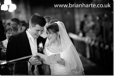 bride-groom-badgen-hall-wedding-singing