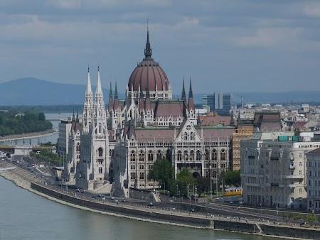 Europa Centrala: Parlamentul Ungariei