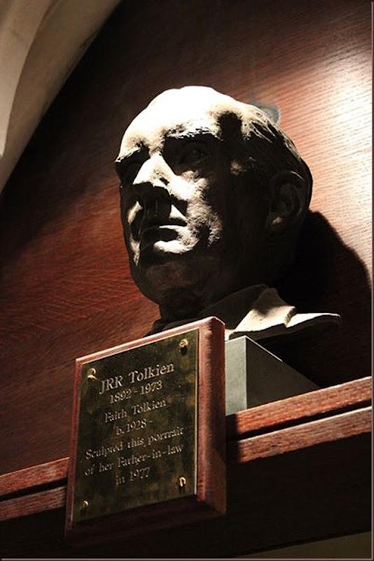 John R R Tolkien