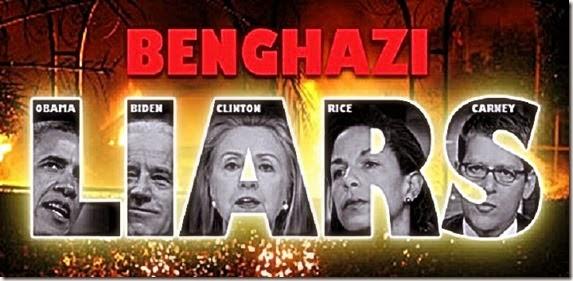 Benghazi Liars banner