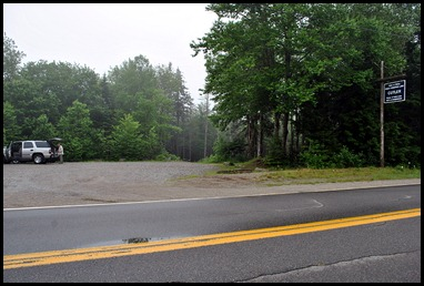 4 - Cutler Land Preserve Parking Lot