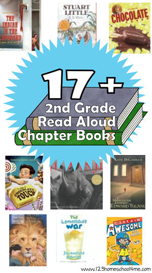 Great Books for 2nd Graders to Read #2ndgrade #bookrecommendations #bookstoread #homeschool #education