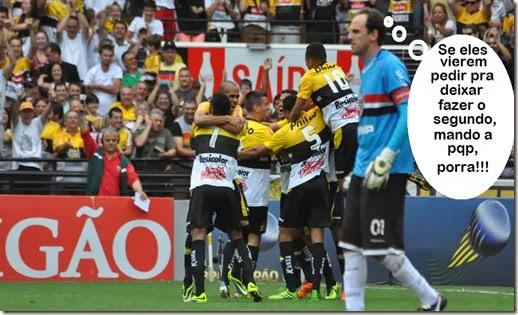 Criciuma 1 x 0 Sao Paulo
