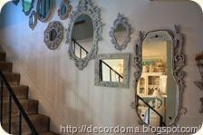 Зеркало в декоре интерьера 2