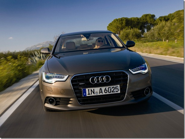 Audi A6 2012