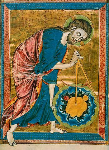 350px God the Geometer