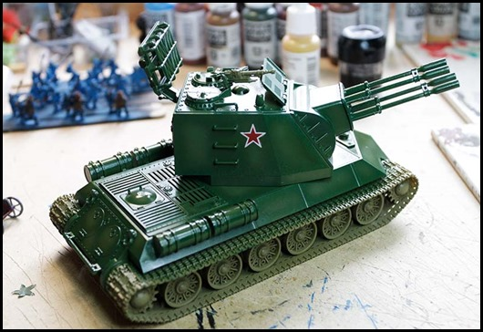 Dust Warfare - SSU IS-5