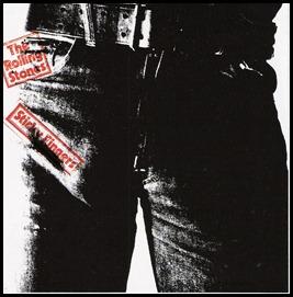 Disco Sticky Fingers da banda inglesa Rolling Stones.