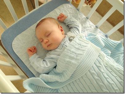 1.  Sleeping boy