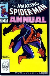 The amazing spider-man annual #17, una historia en donde no veremos superbatallas, pero que son una leccion de vida, para la discusion sin duda.