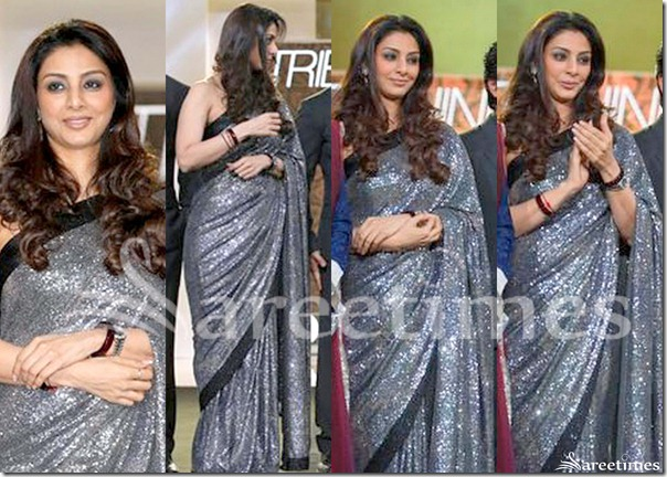Tabu_Grey_Saree