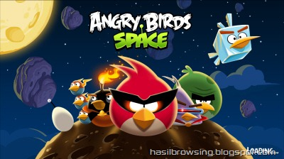 Angry birds space scr 2