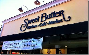 sweet butter