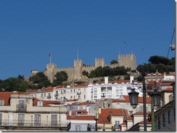 Le fameux château qu'on n'a pas visité