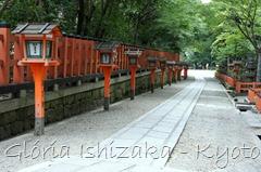 Glória Ishizaka - Yasaka Shrine - Kyoto