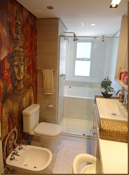 LOBO ARQUITETOS BANHEIRO ZEN -> Banheiro Pequeno Zen