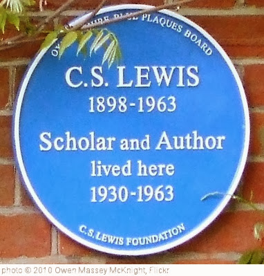 'C.S. Lewis' photo (c) 2010, Owen Massey McKnight - license: http://creativecommons.org/licenses/by-sa/2.0/