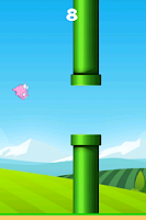 Screenshot of Flappy Pig