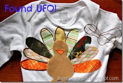 Found UFO!