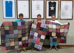 Quilts to the Boys Ranch
