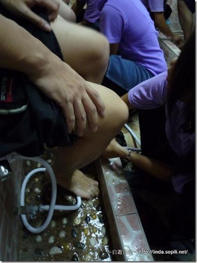 泰國芭達雅-洗腳