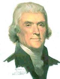 Томас Джефферсон, третий президент США